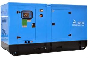 Дизельный генератор ТСС АД-130С-Т400-1РКМ5 в шумозащитном кожухе