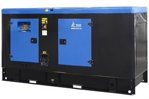 Дизельный генератор ТСС АД-80С-Т400-1РКМ7 в шумозащитном кожухе
