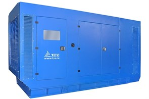 Дизельный генератор ТСС АД-360С-Т400-2РКМ5 в шумозащитном кожухе