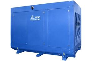 Дизельный генератор 320 квт в погодозащитном кожухе ТСС АД-320С-Т400-1РПМ5