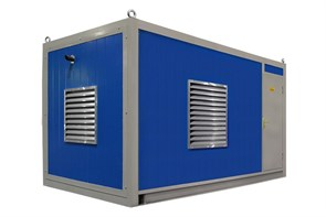 Дизель генератор в контейнере 320 кВт ТСС АД-320С-Т400-1РНМ5