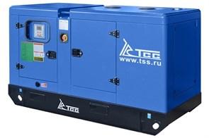 Дизельный генератор ТСС АД-20С-Т400-1РКМ11 в шумозащитном кожухе