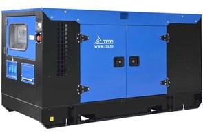 Дизельный генератор ТСС АД-18С-Т400-1РКМ5 в шумозащитном кожухе