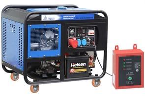 Дизель генератор TSS SDG 12000EH3 (электронная панель) с АВР