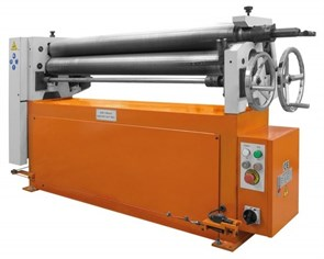 Станок вальцовочный электромеханический Stalex ESR-1300x2.5