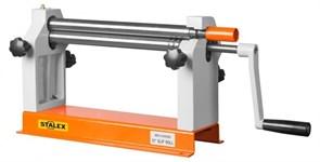 Станок вальцовочный ручной настольный Stalex W01-0.8x305