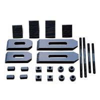 Комплект прижимов для 16 мм Т-образного паза (58 шт.)