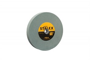 Круг абразивный Stalex 250х25х25,4 зернистость GC120(зеленый корунд)