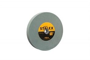Круг абразивный Stalex 400х75х127 зернистость GC120(зеленый корунд)