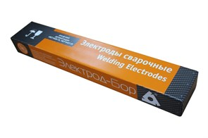 Электроды БОР МР-3, д 3мм, пачка 5 кг