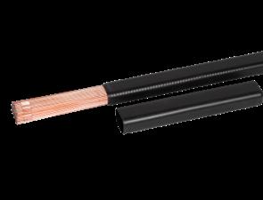 Пруток присадочный TIG ER-70S-6 (Св-08Г2С) д=2,4 мм, туба 5 кг