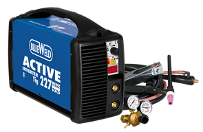 BLUEWELD Active Tig 227 MV/PFC, сварочный аппарат