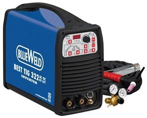 BLUEWELD Best TIG 322 AC/DC HF/Lift, сварочный инвертор