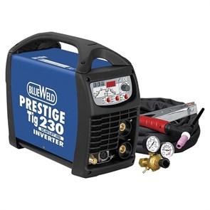 BLUEWELD Prestige Tig 230 DС  HF/lift сварочный аргонодуговой инвертор