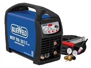 BLUEWELD BEST TIG 251 DC HF/Lift VRD  аргонодуговой сварочный инвертор
