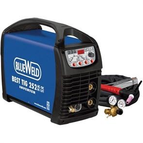 BLUEWELD BEST TIG 252 AC/DC HF/Lift VRD 816405 аргонодуговой аппарат