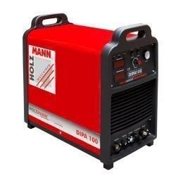 Аппарат инверторный для плазменной резки (плазморез) Holzmann DIPA100