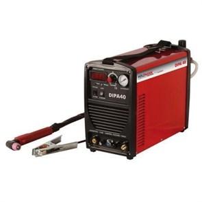 Аппарат инверторный для плазменной резки (плазморез) Holzmann DIPA40