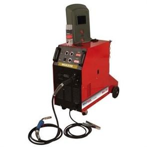 Полуавтомат сварочный инверторный профессиональный для MIG/MAG-сварки Holzmann MSA315