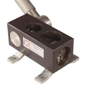 Приспособление для вырубки седловин на торцах труб Holzmann RAM61