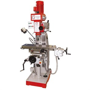 Станок фрезерный универсальный ISO40 Holzmann BF500_400V