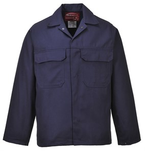 Куртка сварщика Portwest BIZ2, Тёмно-синий