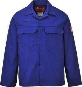 Куртка сварщика Portwest BIZ2, Светло-синий