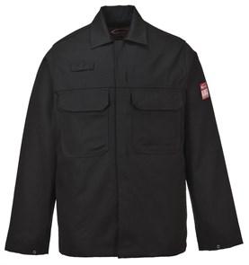 Куртка сварщика Portwest BIZ2, Чёрный