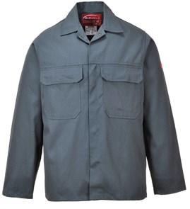 Куртка сварщика Portwest BIZ2, Бутылочно-зелёный
