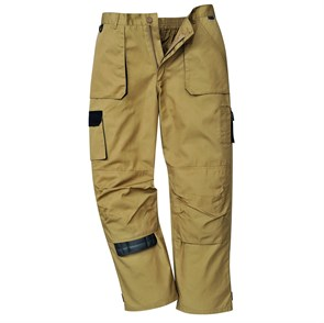 Рабочие брюки Portwest TX11, Хаки