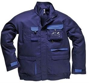 Рабочая куртка Portwest TX10, Темно-синий / синий