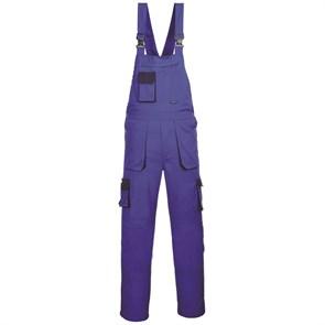 Рабочий полукомбинезон Portwest TX12, Синий / Темно-синий