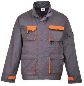 Рабочая куртка Portwest TX10, Серо-оранжевый