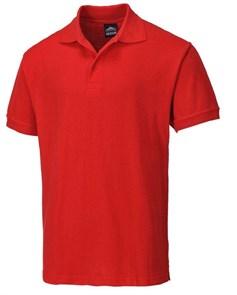 Футболка-поло Portwest B210 Красный.
