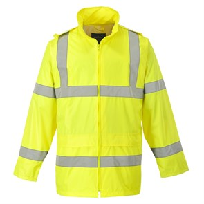 Светоотражающий дождевик Portwest H440, желтый