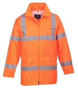 Светоотражающий дождевик Portwest H440, оранжевый