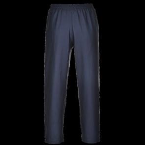Огнеупорные антистатические брюки от дождя Portwest FR47. Тёмно-синий.