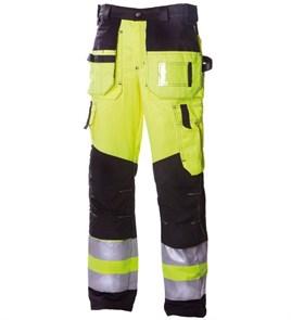 Сигнальные брюки с навесными карманами Dimex 6310