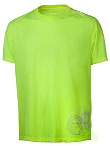 Сигнальная футболка Dimex 4055+