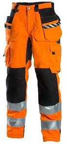 Сигнальные брюки с навесными карманами Dimex 6015