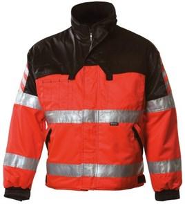 Зимняя сигнальная куртка Dimex 6240