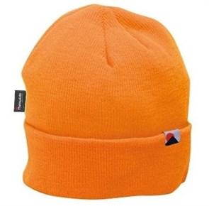 Зимняя шапка Portwest B013, оранжевый