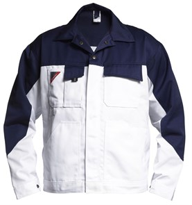 Куртка Engel Enterprise 1600-780, синий/белый