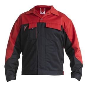 Куртка Engel Enterprise 1600-780, черный/красный