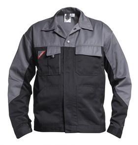 Куртка Engel Enterprise 1600-780, черный/серый