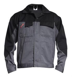 Куртка Engel Enterprise 1600-780, серый/черный