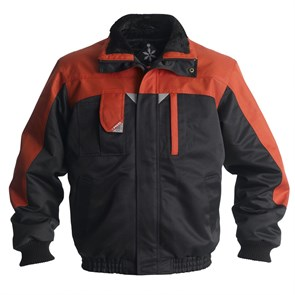 Куртка Engel Enterprise 1970-912, черный/красный