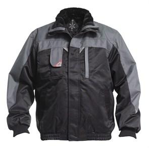 Куртка Engel Enterprise 1970-912, черный/серый