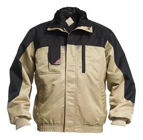 Куртка Engel Enterprise 1970-912, бежевый/черный