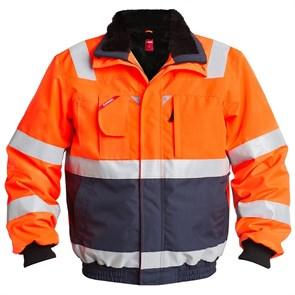 Куртка Engel Safety 1172-928, темно-синий/оранжевый